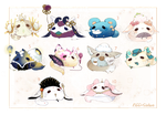 [CLOSED] ADOPT SET PRICE 299 - Piffies by Piffi-sisters