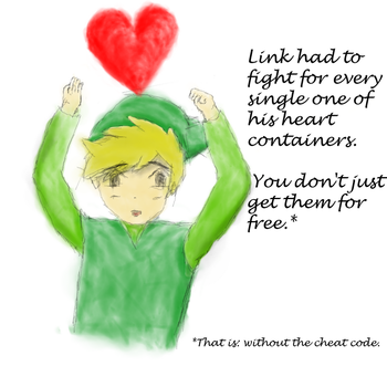 Link - Valentines by I-slay