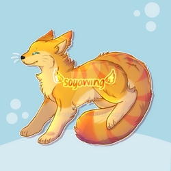Art Trade - teal_newt (2/2) by soyawing