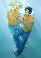 Percabeth 2 by SixofClovers
