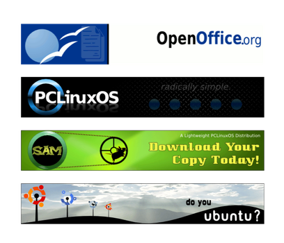 Open Source Ads by C-quel
