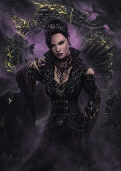 Dark Queen by ianessom