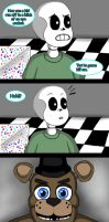 Freddy Faztale page 14 by joselyn565