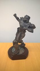 Quake 3 Statue by SavantGuarde