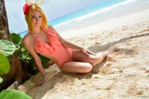 Beach Peach by WhiteSpringPro