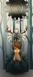 Hannibal Did This to Me by kazutera