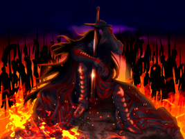 Prince of Wallachia by D3M3NS