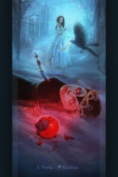 The Death of Evil Queen by PerlaMarina