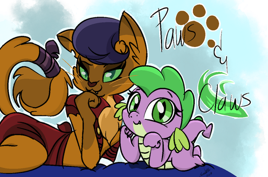 Paws and Claws by EMositeCC