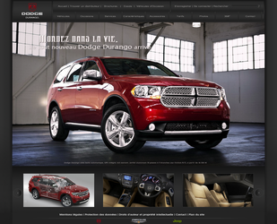 Webdez' Dodge Durango by Kelkun94