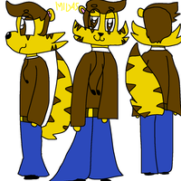 Midas Ref by GameyGemi