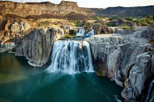 Shoshone Falls by CitizenFresh