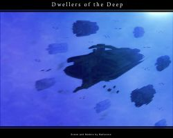 Dwellers of the Deep by Mallacore