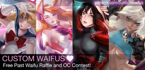 HEY GUYS CHECK OUT MY MALE OC CONTEST! by customhusbandos