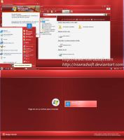 Live Red Remix XP 4.0 by Niwradsoft