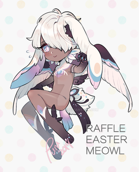 [ RAFFLE - ENDED ] Easter Buneowl