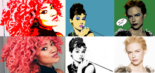 PopArt by windinthehair