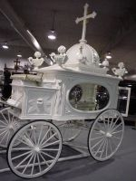 White Carriage by afraudandafake