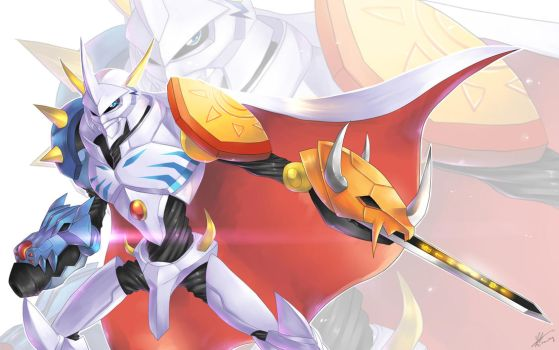 Omnimon by R-nowong