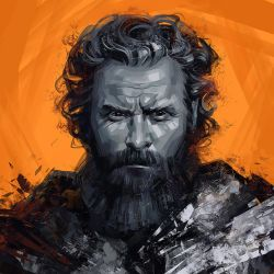 Tormund by Olga-Tereshenko