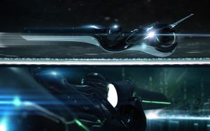 TRON 3.0. Invasion. by Shelest