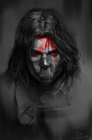 Winter Soldier by yangngi