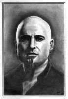 David Draiman by ShinyMarine