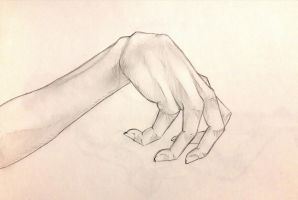 And this is just a hand. by Lightochka