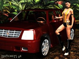You new Caddy by butchen