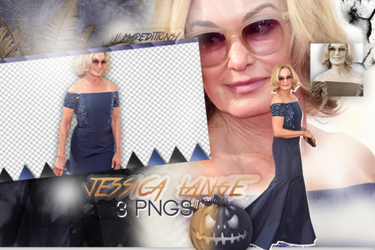 +Photopack png de Jessica Lange. by MarEditions1