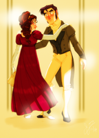 Dance With Me? by LadyPep