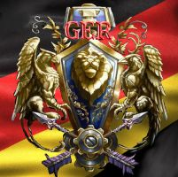 Warcraft - Game Emblem Clan Tag [Request] by AboveTheLawHD