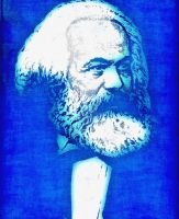 KARL MARX by griffinpassant