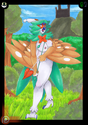 PGR_No.724_Decidueye_female by pitch-black-crow