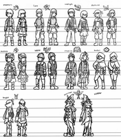 Character Class Designs by Flashkirby-99