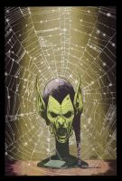 The Green Goblin by Mooneyham
