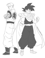 Dragonball - Switch by puricoXD