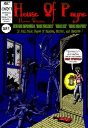 'House Of Payne' Cover Issue 2 by DrPayne
