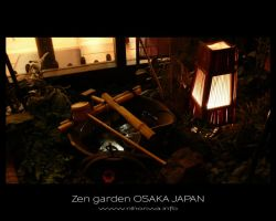 Little zen garden by Lou-NihonWa