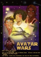 Avatar Wars poster by Eva-Black
