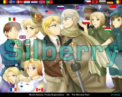 The Cold War by Silberry