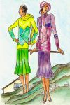 Tricot Dresses by superpower-pnut