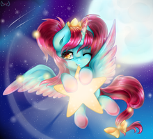 Twinkle, little Star by TheTarkaana