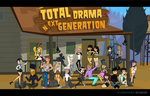 Total Drama Next Generation by HeyBruhItsJack