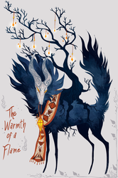 (OPEN) The Warmth of a Flame by The-Monster-Shop