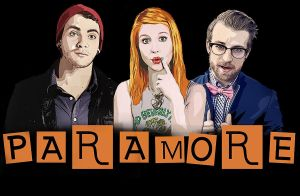 WE ARE PARAMORE! by KoRniszonka
