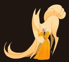 Golden touch by fydraws