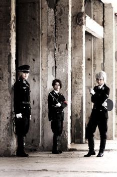 hetalia: black in light by tpyhy