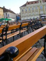 benches by csaby1 by Timisoara