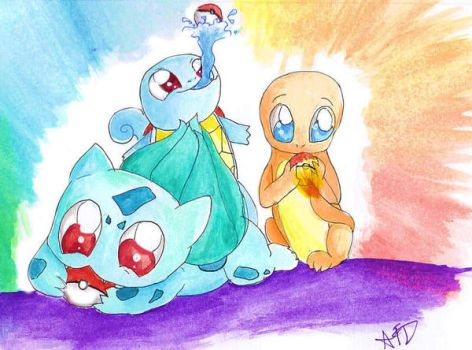 Pokeball Party! by Checker-Bee